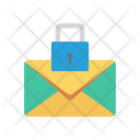 Secure Email Secure Lock Icon