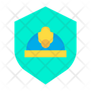 Protection Helmet Protection Protected Icon