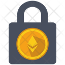 Ethereum Encryption Crypto Icon