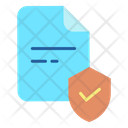 Security Secure File Secure Document Icon