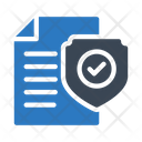 Secure File Protection Icon