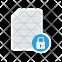 Record Lock Protect Icon