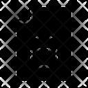 File Lock Private Icon