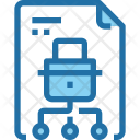 File Security Safety Icon