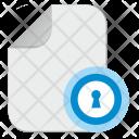 Door Slot Password Icon