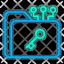 Data Folder Document Icon