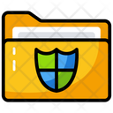 Locked Folder Folder Protection Secure Folder Icon