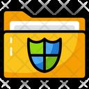 Locked Folder Folder Protection Secure Folder Icon