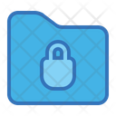 Locked Secure Security Icon