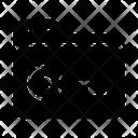 Folder Key Lock Icon