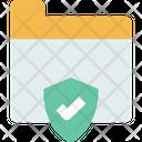 M Secured Folder Secure Folder Folder Security Icon