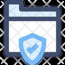 M Secured Folder Icon