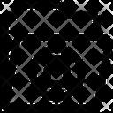Locked Lock Storage Icon