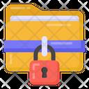 Locked Folder Secure Folder Confidential Folder Icon
