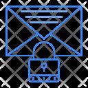 Folder Lock Protection Icon