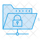 Secure Folder Lock Icon