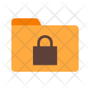 Secure Folder Safety Icon