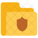 Secure Folder Security Icon