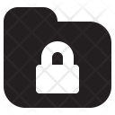 Locked Folder Collection Icon