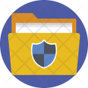 Secured Security Folder Icon