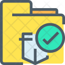 Folder Protection Secure Icon