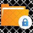 Locked Directory Folder Icon