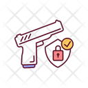 Gun License Control Icon