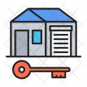 Secure Home Key Icon