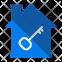 Housekey Key Access Icon