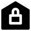 Lock House Real Icon
