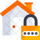 Secure Home Icon