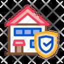 Rat Protective House Icon