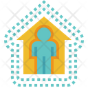 Home Stay Protection Icon