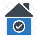 House Secure Home Icon