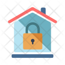 Safe House Secure Icon