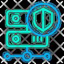 Database Hosting Security Icon