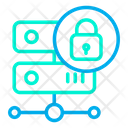 Connection Database Gdpr Icon