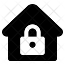 House Lock Locked Icon