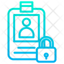 Secure ID Icon