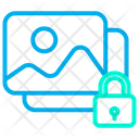 Secure Image Icon