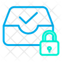 Secure Inbox Icon