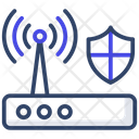 Secure Internet Icon
