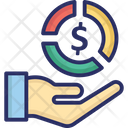 Secure Investment Business Contribution Icon
