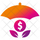 Secure Investment Money Protection Diamond Icon