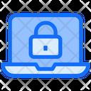 Secure Laptop Secure Laptop Icon