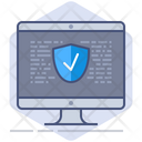 Secure License Icon