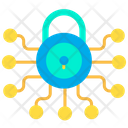 Secure Lockmconnection Secure Device Padlock Icon