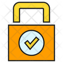 Key Security Approved Icon