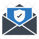 Secure Message Mail Icon