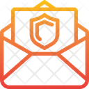 Protect Secure Mail Mail Security Icon
